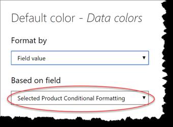 eDNA Forum - Set Bar Chart Colour by Slicer Selection - 3