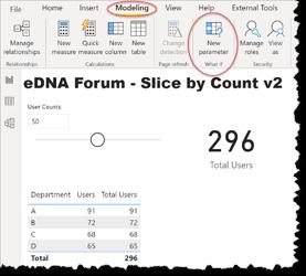 eDNA Forum - Slice by Count v2 - 1