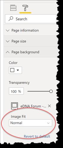 eDNA Forum - Image Fit