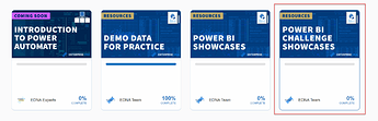 eDNA Forum - Challenge Showcase PBIXs 2