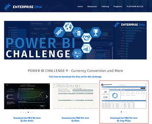 eDNA Forum - Challenge 9 - Greg Philps