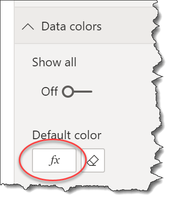 eDNA Forum - Set Bar Chart Colour by Slicer Selection - 2