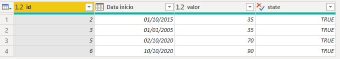 Tab Time Lookup Value