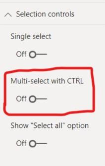 Custom Conditional Filtering - 1
