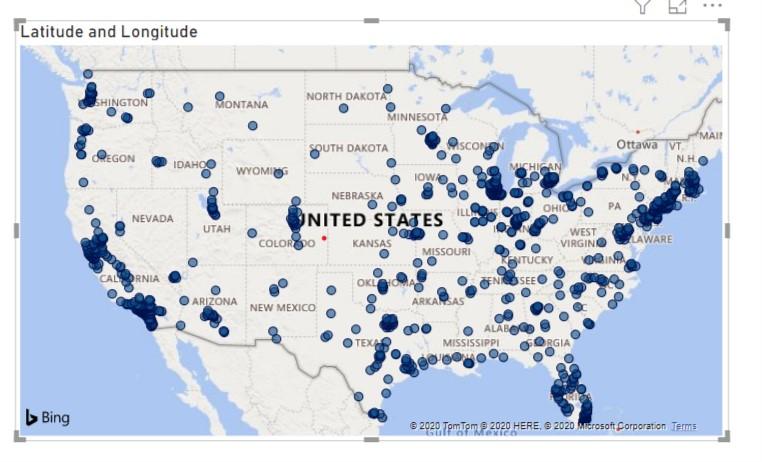 Map Categorization - 3