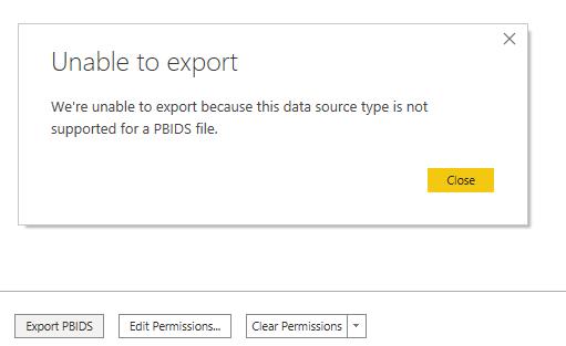 Export PBIDS